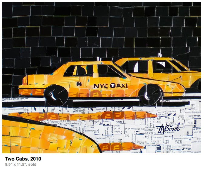 two cabs