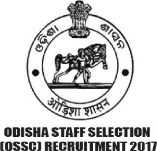 Odisha SSC Police Recruitment 2017
