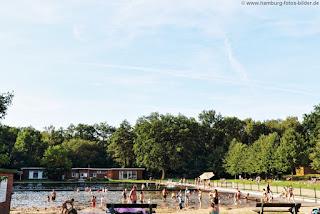 Naturbad Kiwittsmoor Hamburg