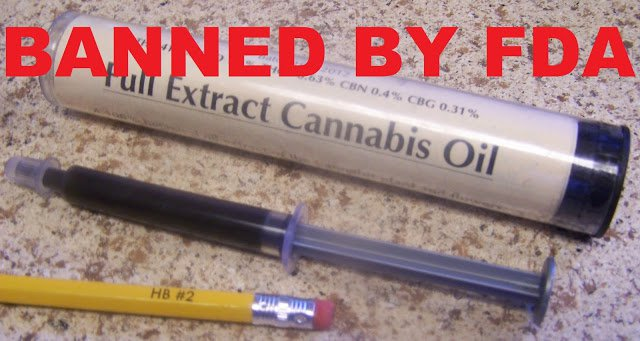 The FDA Just Outlawed Hemp Oil — The #1 Cancer Treatment in the World