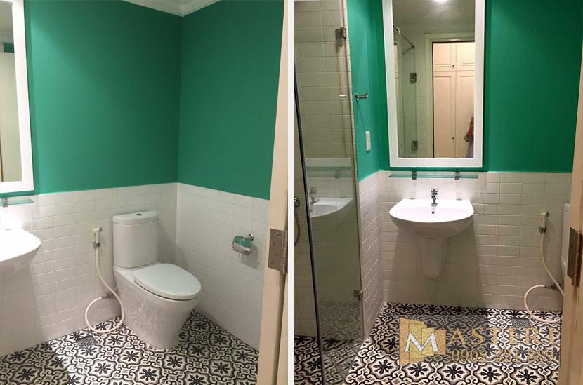 Cho thuê căn hộ Masteri tòa T1 tầng 38 với 3 phòng ngủ - hinh 12