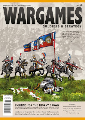 Wargames, Soldiers & Strategy, 98, Oct-Nov 2018