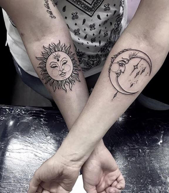 100 Mom Tattoos For Son Daughter 2018: 115+ Meaningful Mother Daughter Tattoos Ideas (2018