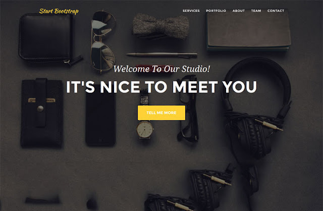 Free bootstrap templates download