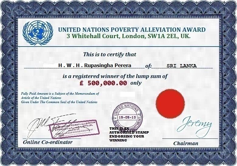 united nations poverty alleviation award  united nations poverty alleviation uk