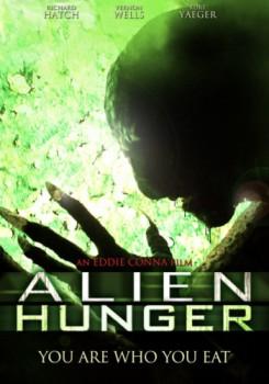 Capa do Filme Contatos Alienígenas