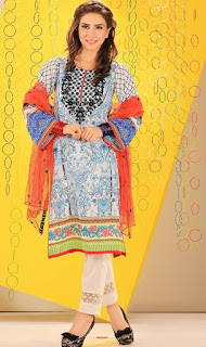SNM Lawn Eid Dress Collection 2016-17