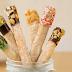 Aneka Kue Kering Putri Salju Stick Almond
