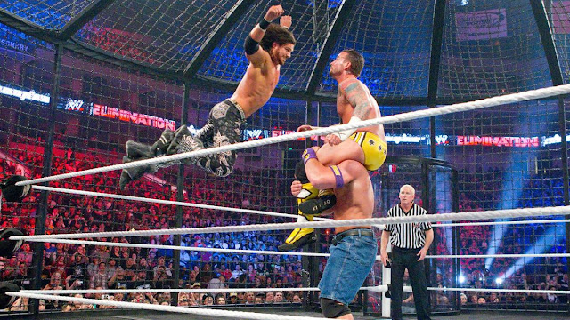 Grandes Elimination Chamber Matches