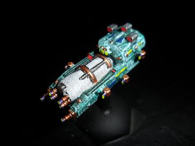 Jodinf-Kaylo Class Cruiser