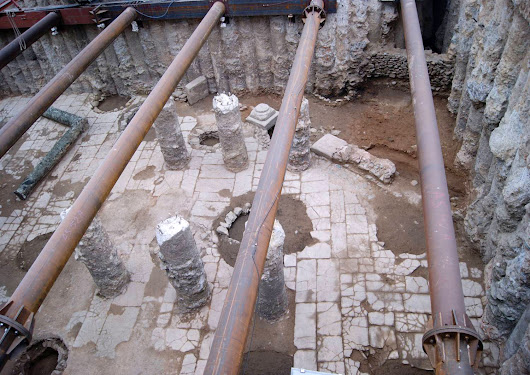 New finds at Thessaloniki metro station - The Archaeology News Network