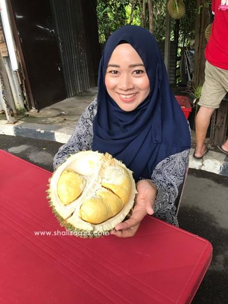 Durian Balik Pulau, Penang