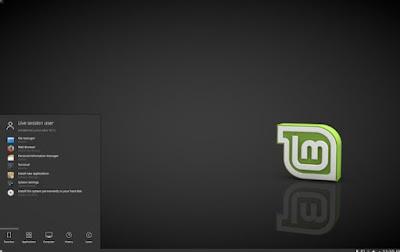 "KDE Edition Of Linux Mint 18.1 ""Serena"""