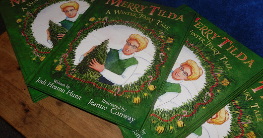 New Christmas Childen's Release - Merry Tilda: A Winter Fairy Tale