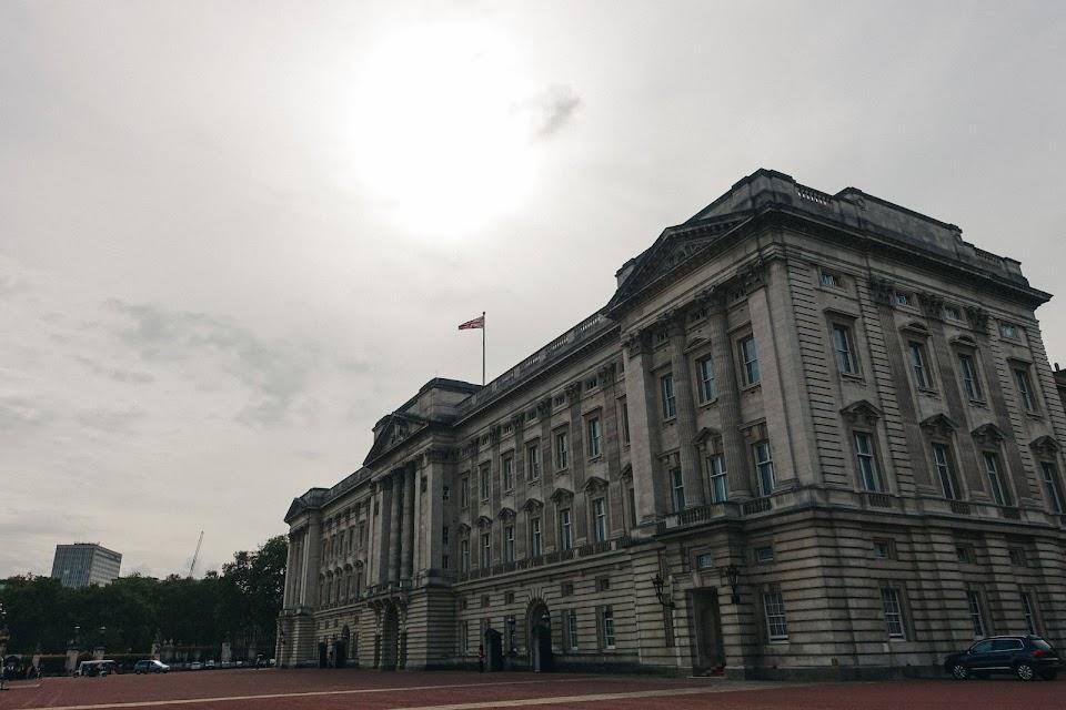 バッキンガム宮殿(Buckingham Palace)