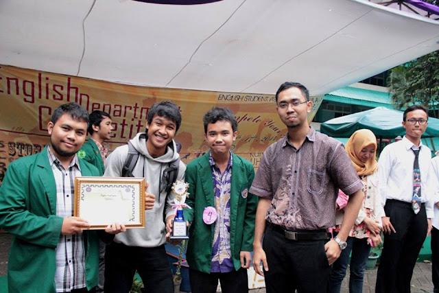 Ternyata Begini Rasanya Menang Juara 3 Lomba Debat Bahasa Inggris Di EDC 2014 - EDS UHAMKA #2