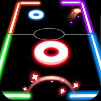 Finger Glow Hockey