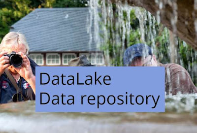 data lake repository  example
