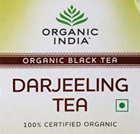 tea-bags Organic India Darjeeling Tea, 18 Tea Bags For Rs.87 Technology