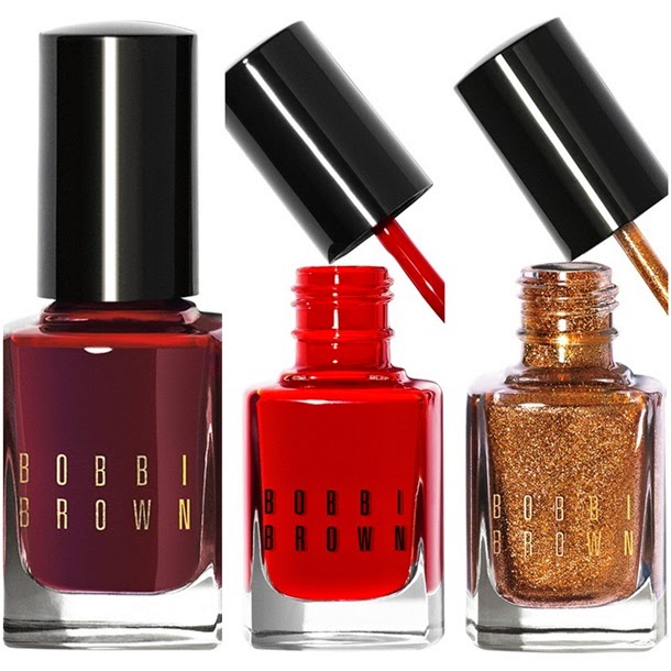 Bobbi Brown Scotch on the Rocks Nail Polish