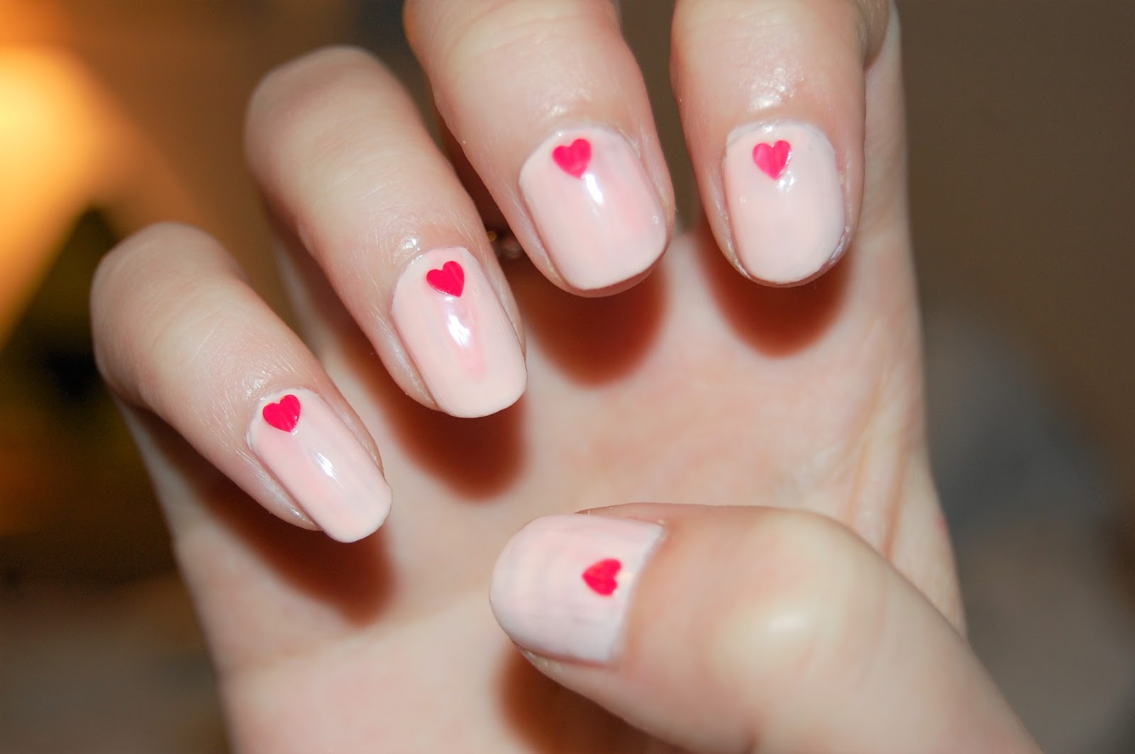 What A Looker Valentine S Day Nails 2018