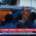 VIDEO: Bukber, Ribuan Warga Berebut Nasi Kotak
