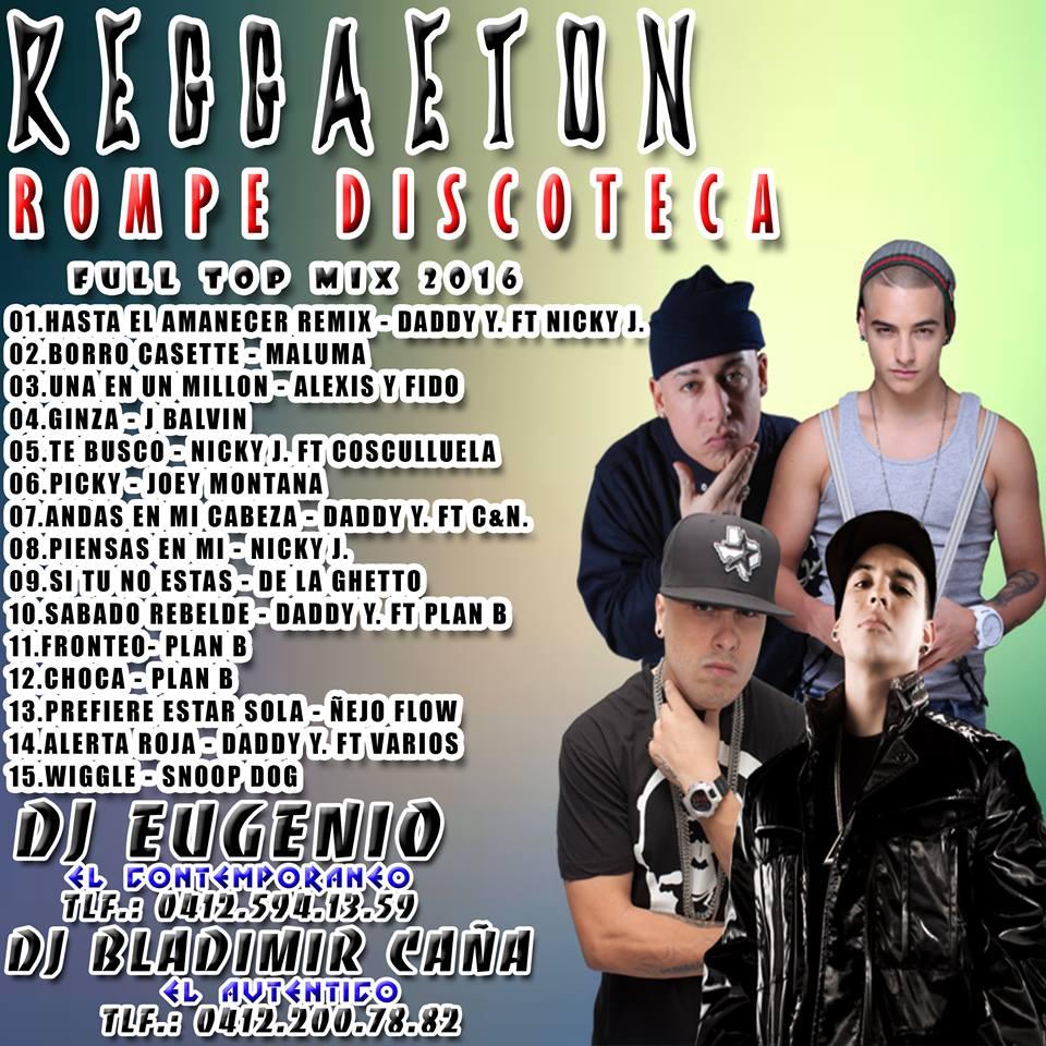 reggaetones nuevos