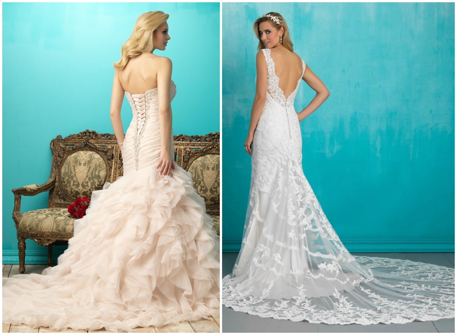 Angelus Bridal and Formal: 10 Fabulous Wedding Dress Elements We Love