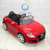 Mobil Mainan Aki DoesToys DT7009 Audi TT Lisensi