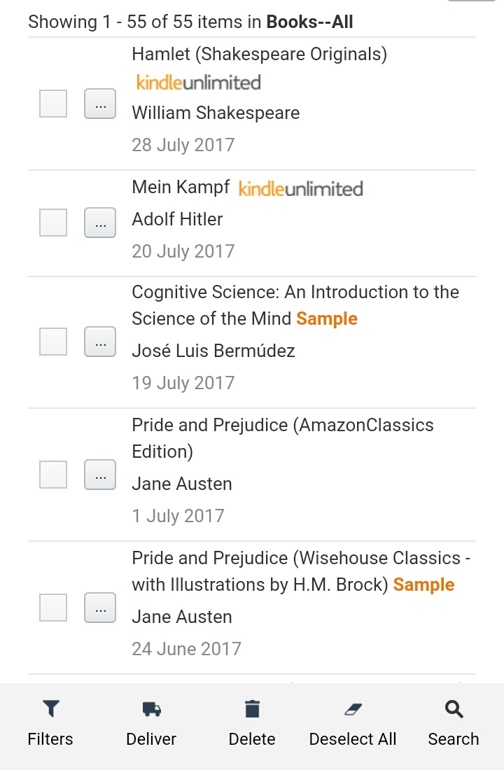 HOW TO REMOVE AND RETURN BOOKS FROM KINDLE ACCOUNT PERMANENTLY