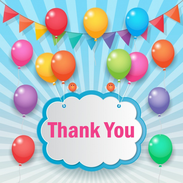 Birthday Thank You Saying and Messages – Saying Thank You for Birthday Greetings
