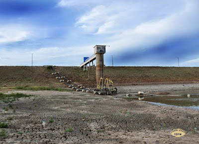 Resultado de imagem para barragem de pau dos ferros
