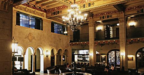 hollywood roosevelt hotel photography