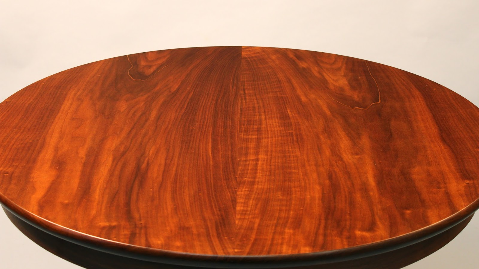 fine custom walnut table