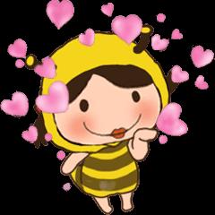 MAY MEI 8-little Bee