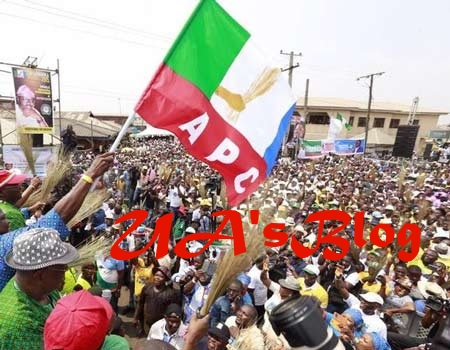 300 Aggrieved Aspirants Dump APC In Kano