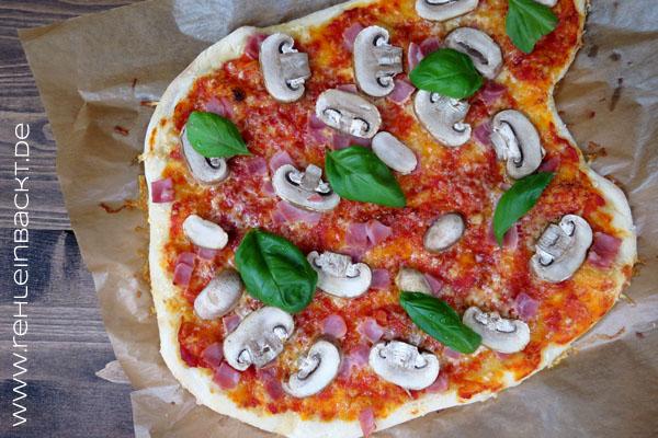 Die beste italienische Pizza wie in Italien | Foodblog rehlein backt