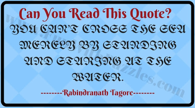 If you can read this You have strong mind