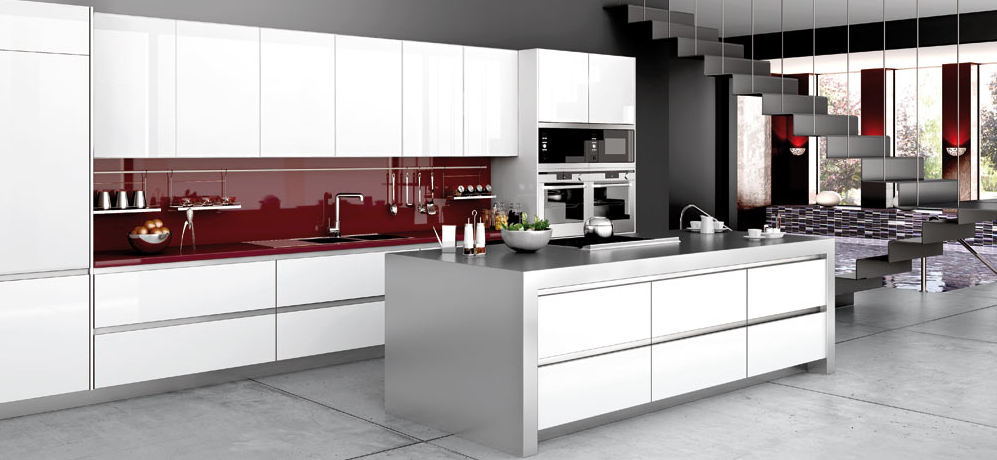 Materiales para cocinas i laminados resistentes y for Muebles de cocina forlady
