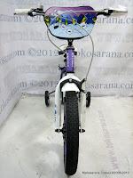 2 Sepeda Anak United NYX Rangka Aloi 16 Inci