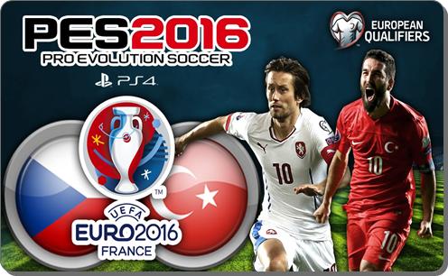 pro evolution soccer uefa euro 2016 france