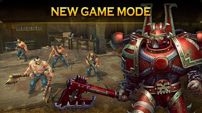 Warhammer 40,000: Space Wolf Apk + OBB For Android