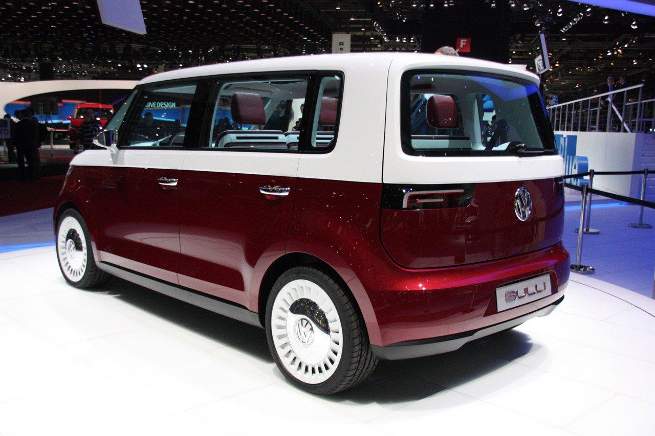 FAB WHEELS DIGEST (F.W.D.): 2011 Volkswagen Bulli Concept