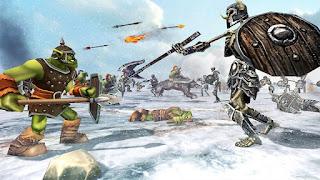 Ultimate Epic Battle War Fantasy Game v1.0.9 Mod