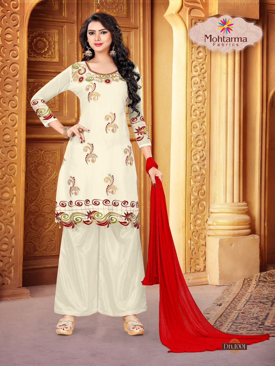 Meek – Excellent New Designer Salwar Suit Wholesale