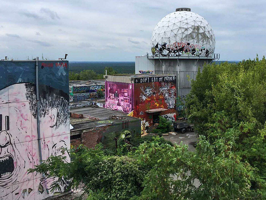 Lost Place Teufelsberg