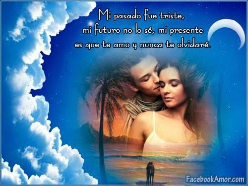 Tiernas postales de amor romanticas