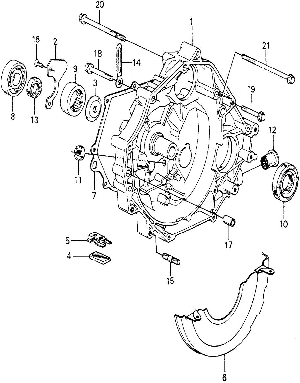Honda Atv Parts Diagram