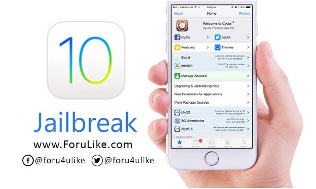 Jailbreak iOS 10 Update