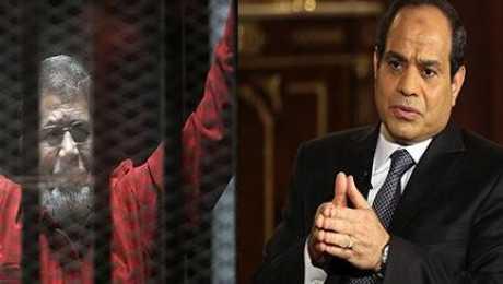 خطة مرسي للقبض على السيسي